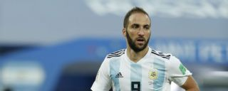 Gonzalo Higuain Retires From International Football, Says 'Time Is Up'