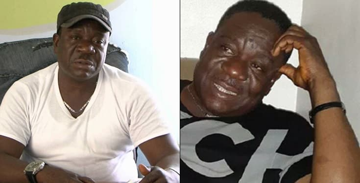 Mr. Ibu Died And Woke Up 4 Days Later--- Actor Makes Shocking Revelation