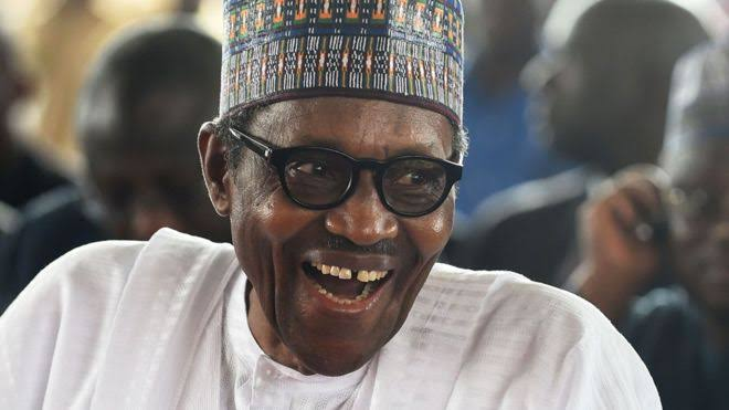 So Buhari travelled privately overseas without telling us!
