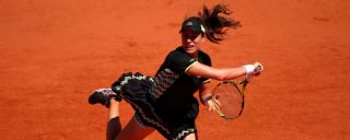 Konta Through To Quarter Finals Of French Open, With Win Over Kevic
