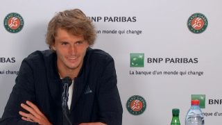 Finding Balance Off Court Leads Zverev Back To French Open Quarter final.
