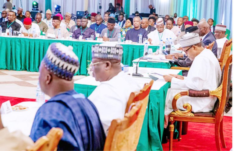 20 Governors Yet To Inaugurate Cabinet As Buhari Swears In Ministers Today