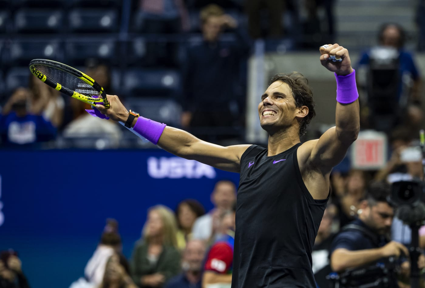 RECORD! Nadal Rafael wins 4th US Open men's championship (His secret will surprise you)