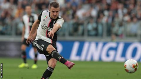 #RamseyInJuve: Aaron Ramsey Scores On His Serie A Debut For Juventus