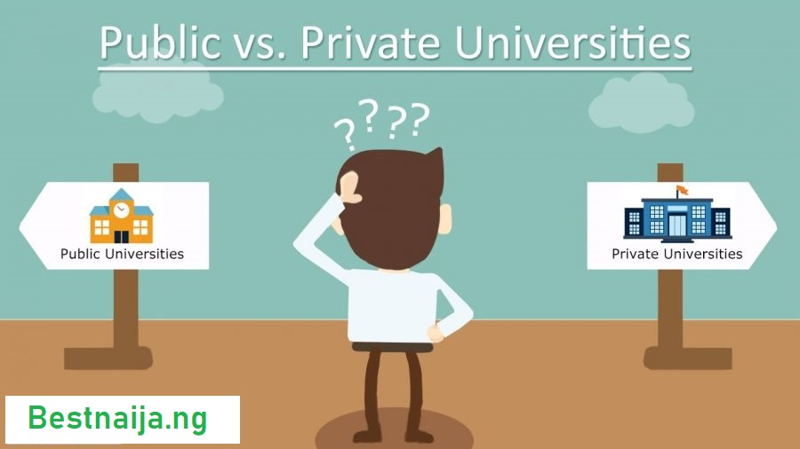 Top Benefits of Studying At A Private University In Nigeria image